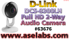 D-Link DCS-8300LH Full HD 2-Way Audio Camera