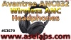 Avantree ANC032 Wireless Active Noise Cancelling Headphones
