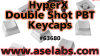 HyperX Double Shot PBT Keys